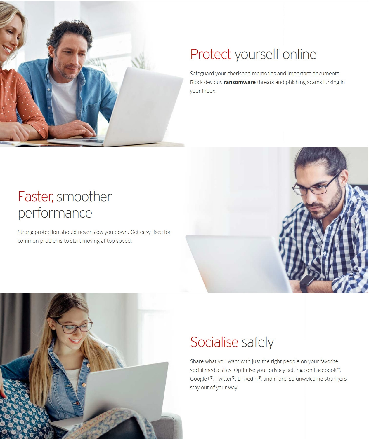 A large marketing image providing additional information about the product Trend Micro Internet Security 5 Device 12 Month Retail Pack - Digital Download Card - Additional alt info not provided