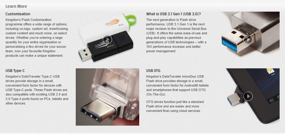A large marketing image providing additional information about the product Kingston DataTraveler MicroDuo 3C USB Type-A & C USB 32GB 3.0 Flash Drive - Additional alt info not provided