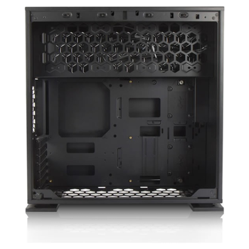 Product image of InWin 303 Black Mid Tower Case w/Tempered Glass Side Panel - Click for product page of InWin 303 Black Mid Tower Case w/Tempered Glass Side Panel
