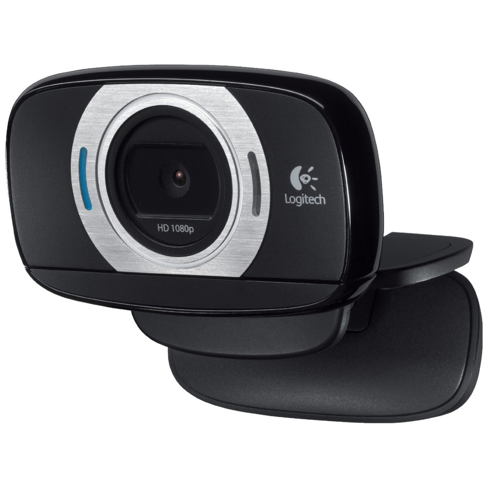 A large main feature product image of Logitech C615 HD Webcam