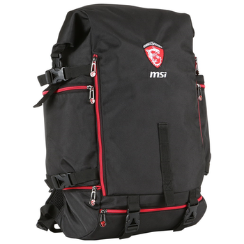 """Product image of MSI GT Battlepack 18"""" Gaming Notebook Backpack - Click for product page of MSI GT Battlepack 18"""" Gaming Notebook Backpack"""