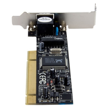 Product image of Startech LP PCI 10/100 Network Adapter Card - Click for product page of Startech LP PCI 10/100 Network Adapter Card
