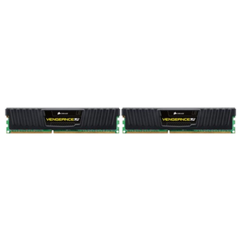 Product image of Corsair 16GB Kit (2x8GB) DDR3 Vengeance Low Profile C9 1600MHz - Click for product page of Corsair 16GB Kit (2x8GB) DDR3 Vengeance Low Profile C9 1600MHz