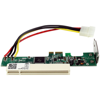 Product image of Startech PCI Express to PCI Adapter Card - Click for product page of Startech PCI Express to PCI Adapter Card
