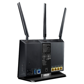 Product image of ASUS RT-AC68U 802.11ac Dual-Band AiMesh Wireless-AC1900 Gigabit Router - Click for product page of ASUS RT-AC68U 802.11ac Dual-Band AiMesh Wireless-AC1900 Gigabit Router