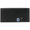A product image of Startech USB3.0 Dual SATA Hard Drive Docking Station w/ UASP