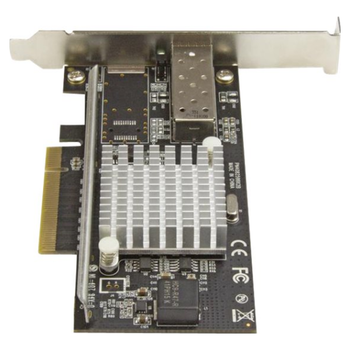 Product image of Startech 1-Port 10G Open SFP+ Network Card - PCIe - Intel Chip - MM/SM - Click for product page of Startech 1-Port 10G Open SFP+ Network Card - PCIe - Intel Chip - MM/SM
