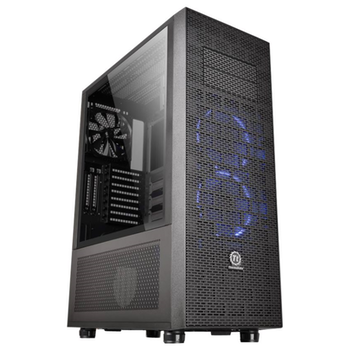 Product image of Thermaltake Core X71 Tempered Glass Riing Edition Full Tower Case - Click for product page of Thermaltake Core X71 Tempered Glass Riing Edition Full Tower Case