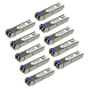 A product image of Startech Gigabit Fiber SFP - 10 Pack - Cisco GLC-LH-SM Compatible