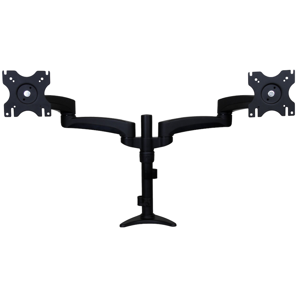 A large main feature product image of Startech Articulating Dual Monitor Arm