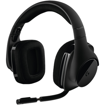 Product image of Logitech G533 Wireless Gaming Headset - Click for product page of Logitech G533 Wireless Gaming Headset