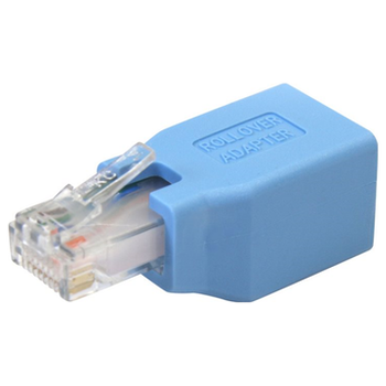 Product image of Startech Cisco Console Rollover Adapter - Click for product page of Startech Cisco Console Rollover Adapter