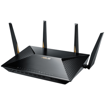 Product image of ASUS BRT-AC828 802.11ac Dual-Band Wireless-AC2600 Dual-WAN Gigabit Business Router - Click for product page of ASUS BRT-AC828 802.11ac Dual-Band Wireless-AC2600 Dual-WAN Gigabit Business Router