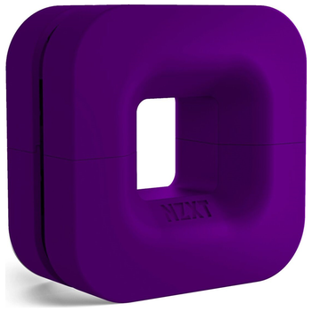 Product image of NZXT Puck Headset Hanger Purple - Click for product page of NZXT Puck Headset Hanger Purple