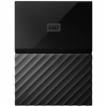 Product image of WD My Passport 4TB Black Portable HDD - Click for product page of WD My Passport 4TB Black Portable HDD