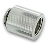 A product image of EK AF Extender 20mm M-F G1/4 Adapter - Nickel