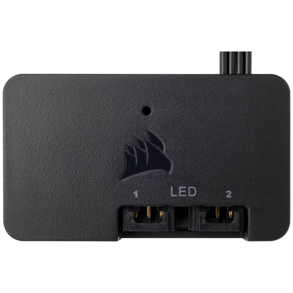 A large main feature product image of Corsair Lighting Node Pro RGB