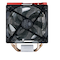 A small tile product image of Cooler Master Hyper 212 LED Turbo (Red LED) CPU Cooler