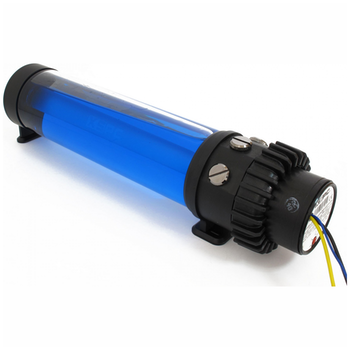 Product image of XSPC Photon 270 Tube Reservoir w/ Single D5 12V Pump (V2) - Click for product page of XSPC Photon 270 Tube Reservoir w/ Single D5 12V Pump (V2)