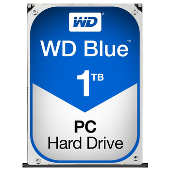 "Product image of WD Blue WD10EZEX 3.5"" 1TB 64MB 7200RPM Desktop HDD - Click for product page of WD Blue WD10EZEX 3.5"" 1TB 64MB 7200RPM Desktop HDD"