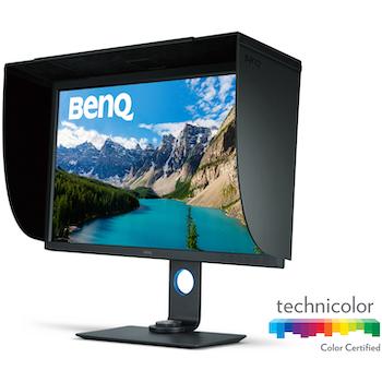 "Product image of BenQ SW320 31.5"" 4K 99% Adobe RGB 5MS IPS LED Monitor - Click for product page of BenQ SW320 31.5"" 4K 99% Adobe RGB 5MS IPS LED Monitor"