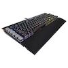A product image of Corsair Gaming K95 RGB Platinum Gunmetal Mechanical Keyboard (MX Speed Switch)