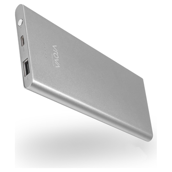 Product image of VROVA Elite USB-C 5200mAh Ultra Portable Power Bank (Dual Output & Smart Charge) - Space Grey - Click for product page of VROVA Elite USB-C 5200mAh Ultra Portable Power Bank (Dual Output & Smart Charge) - Space Grey