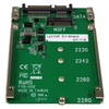 """A product image of Shintaro M.2 (NGFF) to 2.5"""" SSD Adapter"""