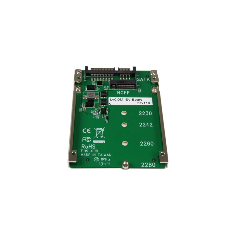 """A large main feature product image of Shintaro M.2 (NGFF) to 2.5"""" SSD Adapter"""