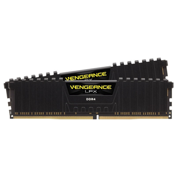 Product image of Corsair 16GB Kit (2x8GB) DDR4 Vengeance LPX Ryzen Black C16 2400MHz - Click for product page of Corsair 16GB Kit (2x8GB) DDR4 Vengeance LPX Ryzen Black C16 2400MHz