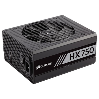 Product image of Corsair HX750 750W 80PLUS Platinum Modular Power Supply - Click for product page of Corsair HX750 750W 80PLUS Platinum Modular Power Supply