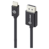 A product image of ALOGIC Elements Mini DisplayPort to DisplayPort V1.2 1m Cable