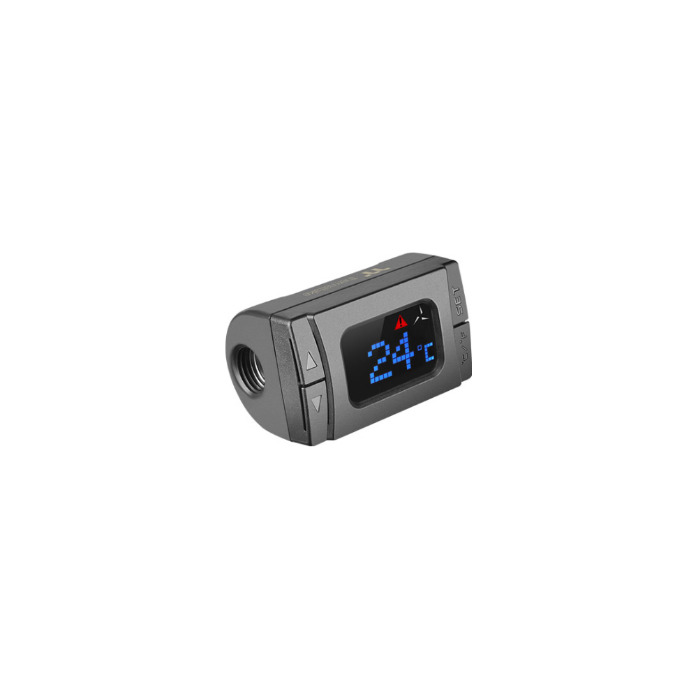 "A large main feature product image of Thermaltake Pacific G1/4"" Inline Digital Temperature Sensor"
