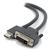 A product image of ALOGIC DVI-D to HDMI 5m Cable