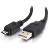 A product image of ALOGIC 3m USB 2.0 Type A to Type B Micro Cable - Male to Male