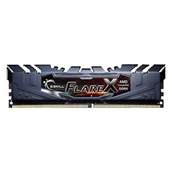 Product image of G.Skill 16GB (2x8GB) DDR4 Flare X C14 3200MHz (For AMD) - Click for product page of G.Skill 16GB (2x8GB) DDR4 Flare X C14 3200MHz (For AMD)