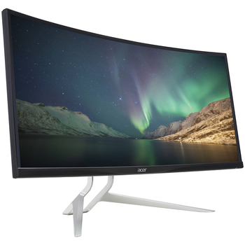 """Product image of Acer XR382CQK 38"""" Ultrawide 4K FreeSync Curved 4MS IPS LED Gaming Monitor - Click for product page of Acer XR382CQK 38"""" Ultrawide 4K FreeSync Curved 4MS IPS LED Gaming Monitor"""