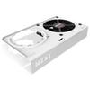 A product image of NZXT Kraken G12 GPU Adapter - White