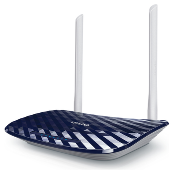 Product image of TP-LINK Archer C20 Wireless-AC750 WiFi 5 Dual Band Router - Click for product page of TP-LINK Archer C20 Wireless-AC750 WiFi 5 Dual Band Router