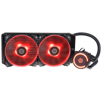 Product image of ID-COOLING AuraFlow 240 RGB AIO CPU Liquid Cooler - Click for product page of ID-COOLING AuraFlow 240 RGB AIO CPU Liquid Cooler