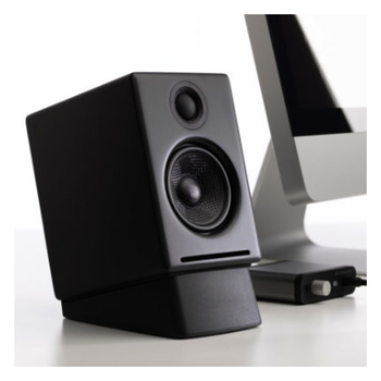 Product image of Audioengine DS1 Desktop Speaker Stands (Pair) - Small - Click for product page of Audioengine DS1 Desktop Speaker Stands (Pair) - Small