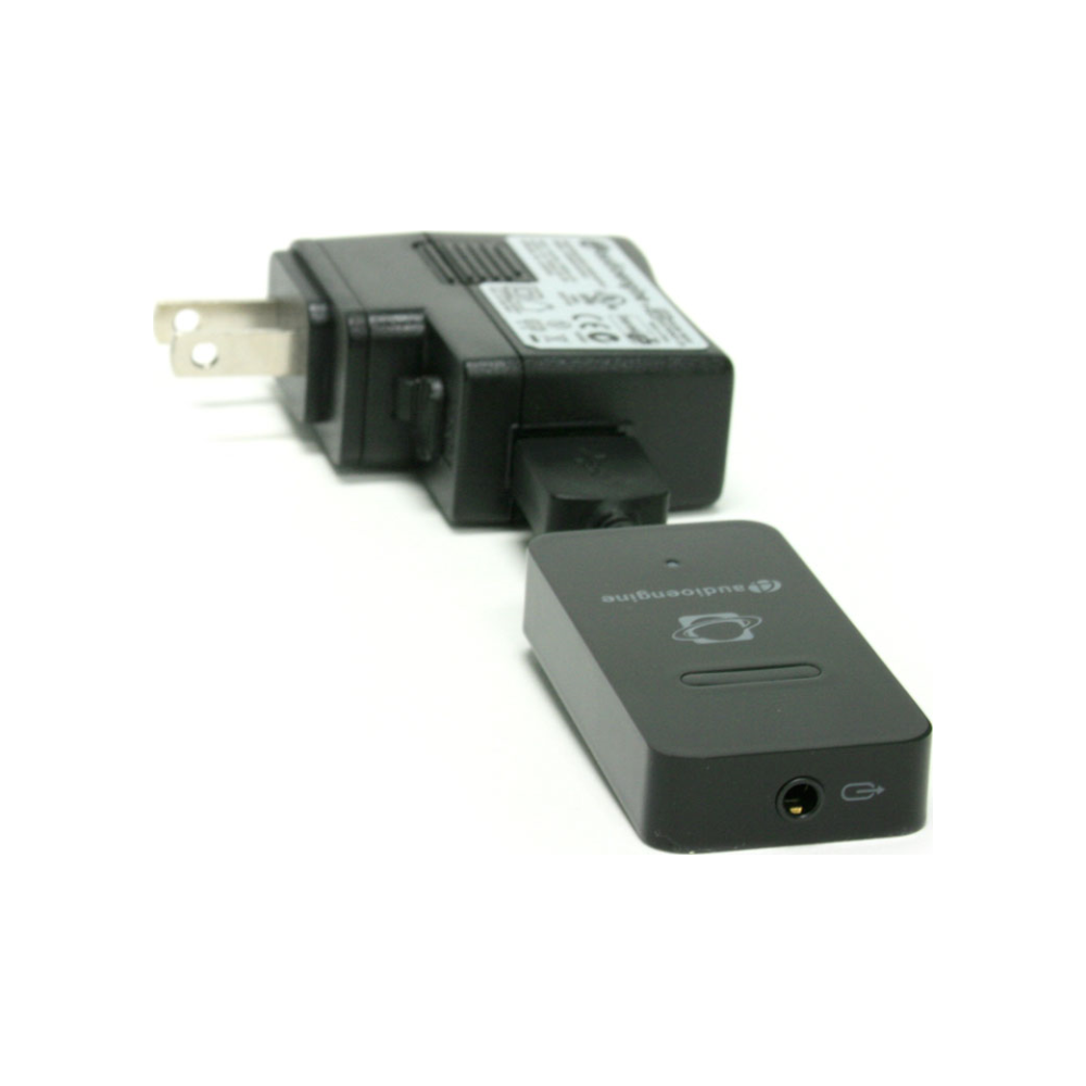 A large main feature product image of Audioengine W3R Wireless Adapter Add-on Receiver