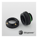 Bitspower G1/4 Multi-Link Enhanced Fitting For OD 12mm - Matte Black