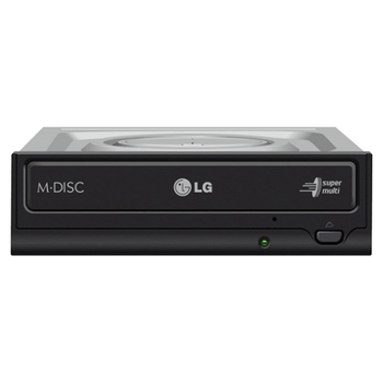 Product image of LG GH24NSD1 24x Black SATA DVD Writer OEM - Click for product page of LG GH24NSD1 24x Black SATA DVD Writer OEM