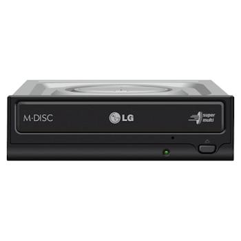 Product image of LG GH24NSD1 24x Black SATA DVD Writer OEM - Click for product page of LG GH24NSD1 24x Black SATA DVD Writer OEM