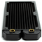 A small tile product image of PrimoChill 240mm EximoSX Slim Radiator - Black