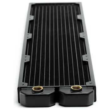 Product image of PrimoChill 480mm EximoSX Slim Radiator - Black - Click for product page of PrimoChill 480mm EximoSX Slim Radiator - Black