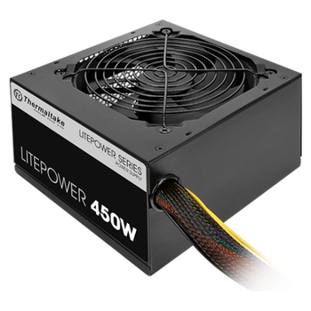 Product image of Thermaltake Litepower Gen2 450W Non-Modular Power Supply - Click for product page of Thermaltake Litepower Gen2 450W Non-Modular Power Supply