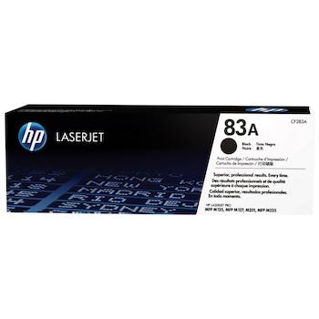 Product image of HP 83A CF283A Black Toner - Click for product page of HP 83A CF283A Black Toner