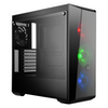 A product image of Cooler Master MasterBox Lite 5 RGB Mid Tower Case w/Side Panel Window